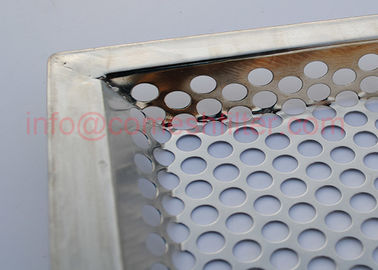 18x26 Inch Wire Mesh Tray Oven Baking Pan Tray Perforated Big Size